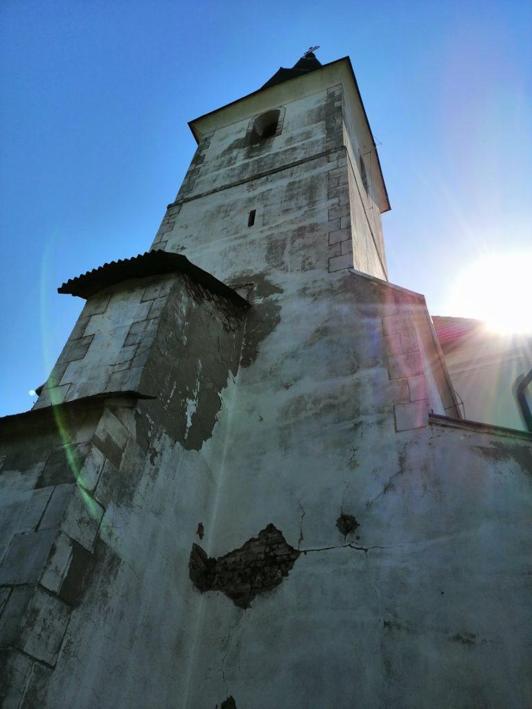 Templom Bernecebarátiban